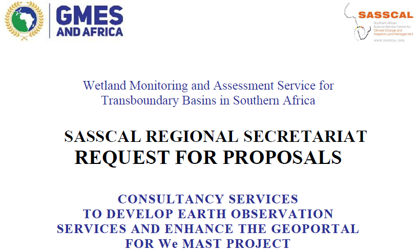 Consultancy for the development of Earth Observation Services