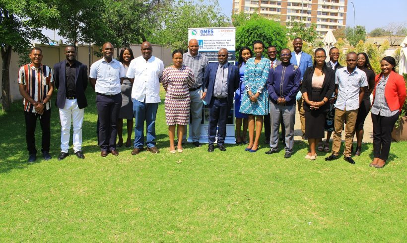 SASSCAL embraces the conclusion of the Wetlands Monitoring and Assessment Project (WeMAST) funded under the first phase of GMES and Africa